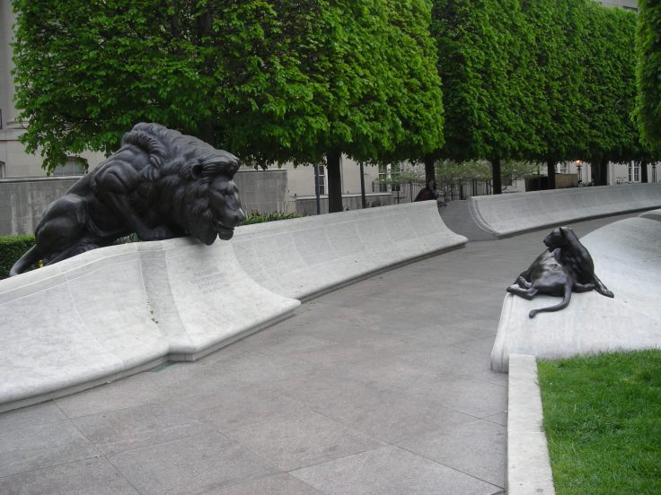 National_Law_Enforcement_Officers_Memorial_Lion