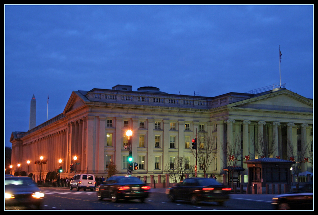 Washington, D.C. @ Night