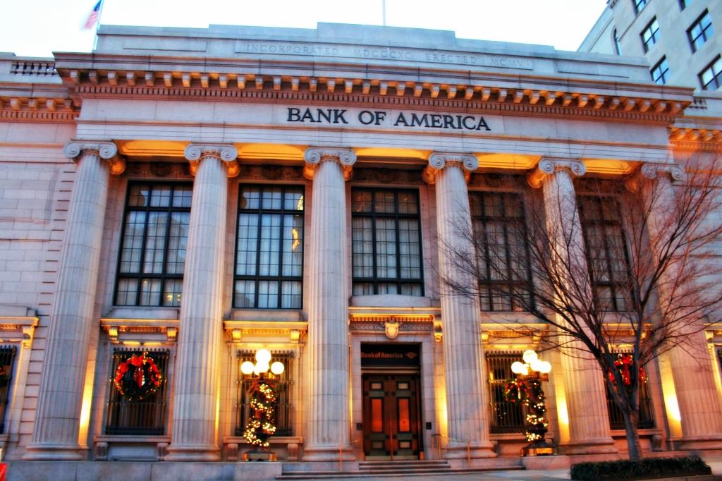 Bank of America, Washington, D.C.