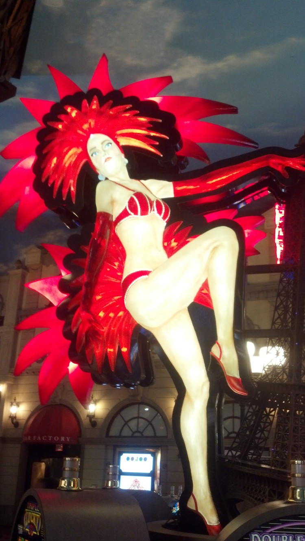Casino Dancer