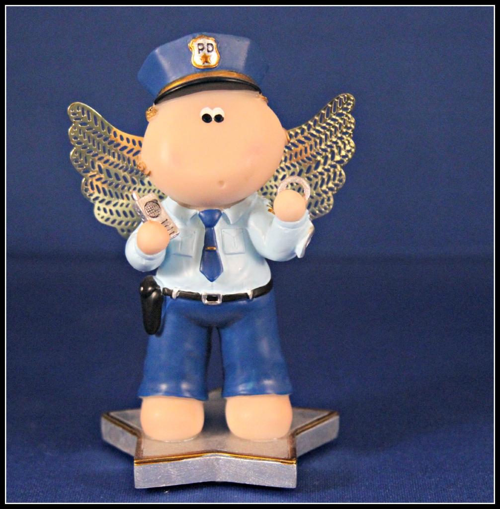 Cop angel