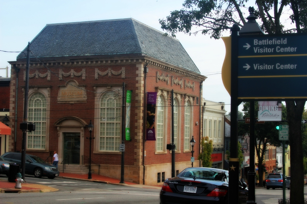 Fredericksburg Museum
