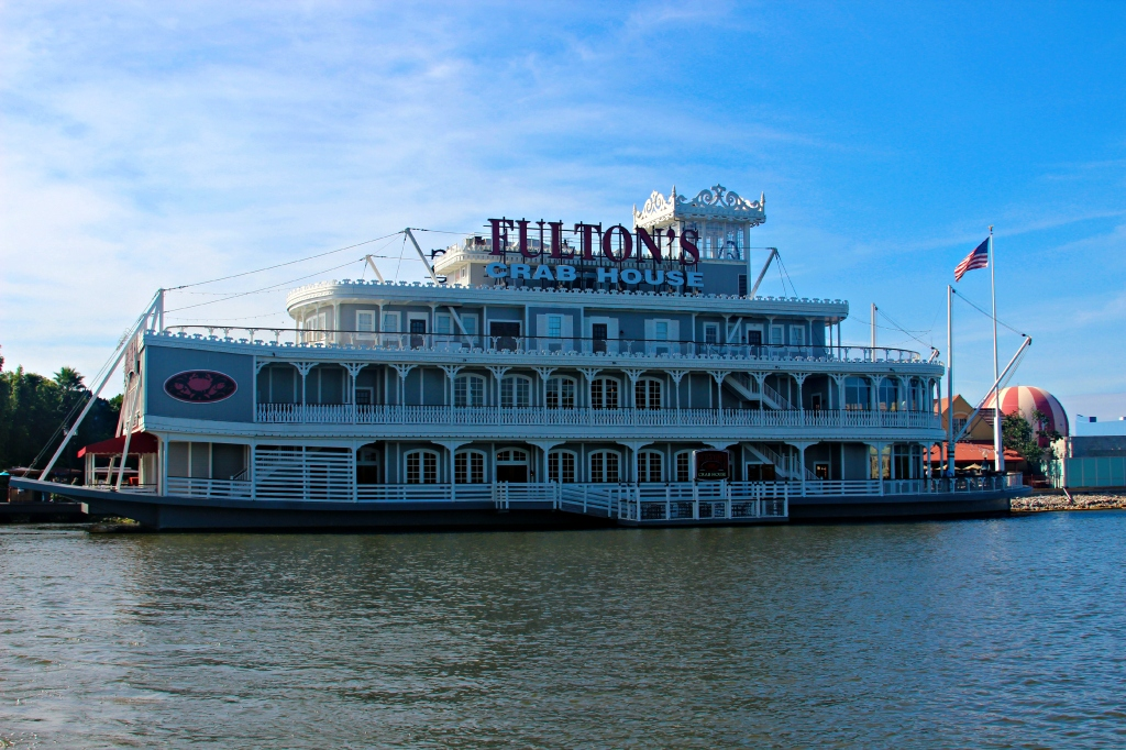 Fulton's Crab Boat Disneyworld, Florida