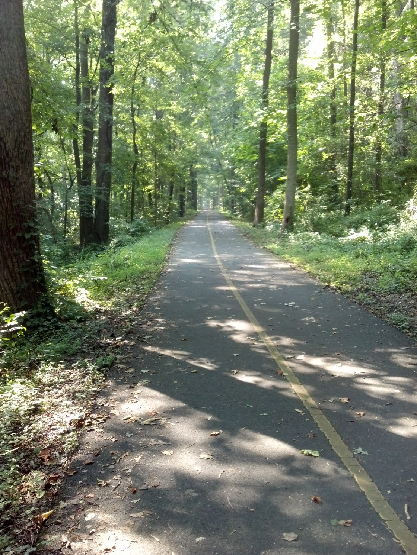 Walking Path Fredericksburg, VA
