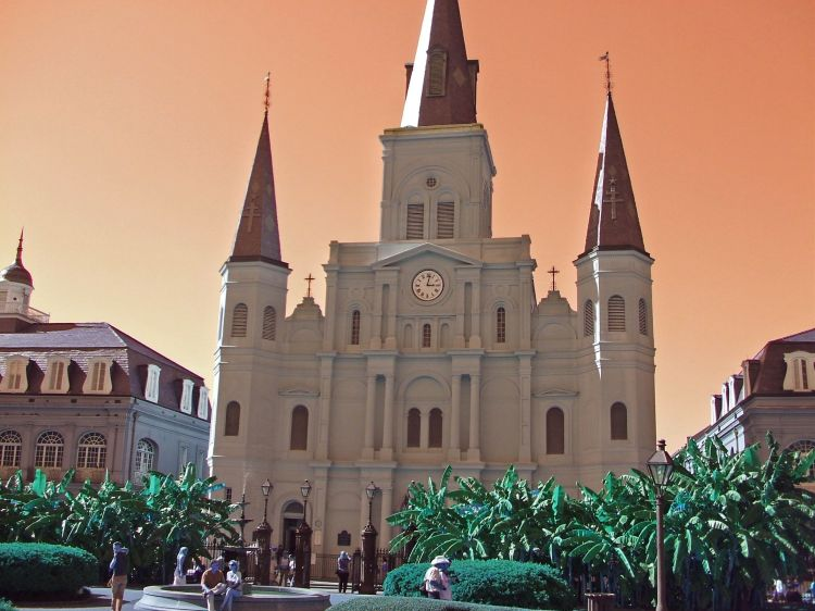 New Orleans Cathedral