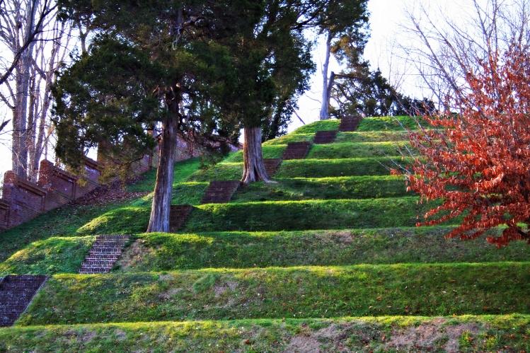 Stairway To Heaven Civil War Cemetery