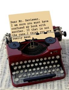 reviewer typewriter