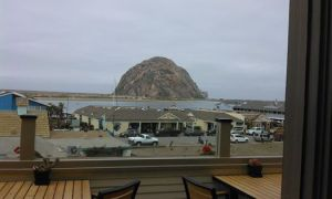 Morro Bay and Rock